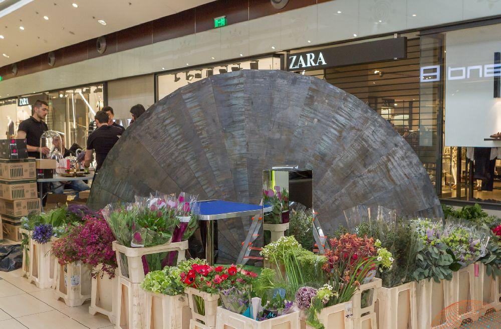 adelaparvu.com despre Floral Expo la Sun Plaza aprilie 2016, design floral Alexandru Dadoo, Maison Dadoo (5)