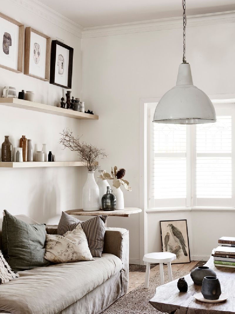 adelaparvu.com despre casa in stil rustic industrial, designer Amanzda Henderson, Foto Eve Wilson, The Design Files (13)