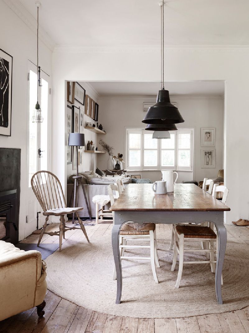 adelaparvu.com despre casa in stil rustic industrial, designer Amanzda Henderson, Foto Eve Wilson, The Design Files (8)