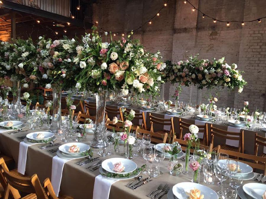 adelaparvu.com despre concurs floral Sun Plaza, florist Mihaela Gunta, The Wedding Company (2)