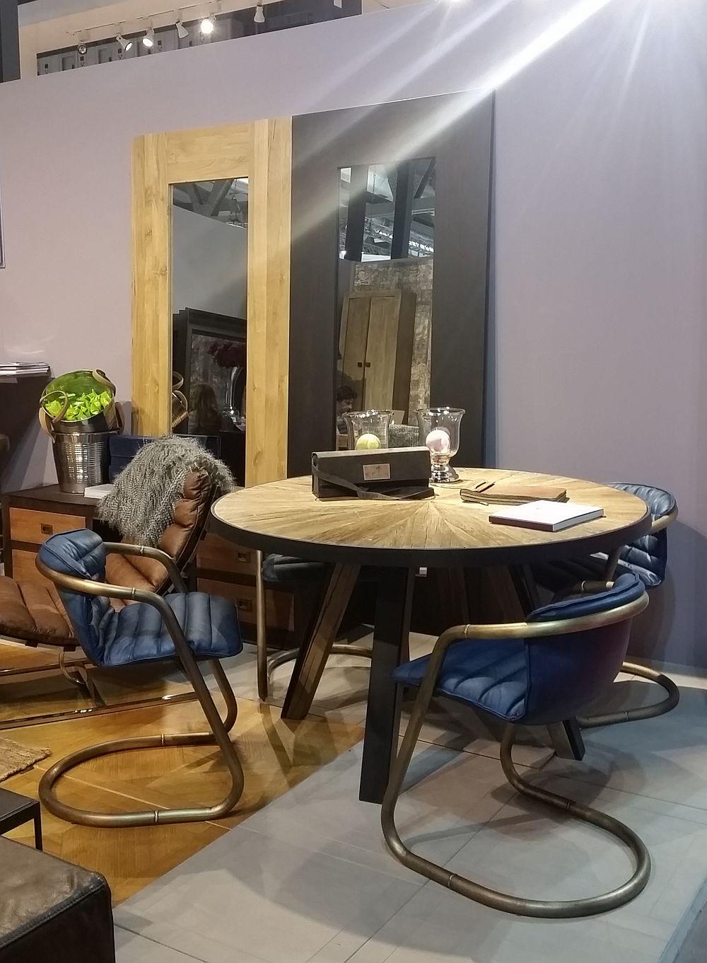 adelaparvu.com despre firme romanesti de mobila la Salone del Mobile Milano 2016, stand Kela (1)