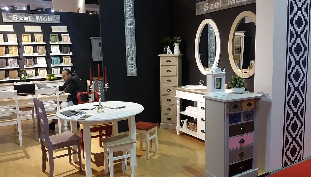 adelaparvu.com despre firme romanesti de mobila la Salone del Mobile Milano 2016, stand Szel Mob (1)