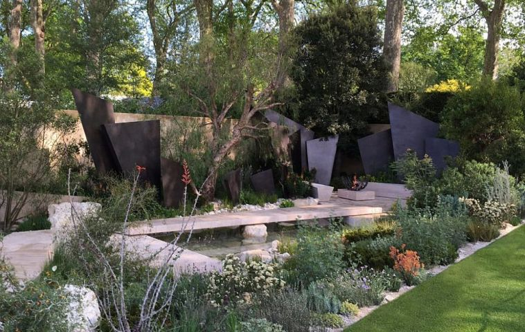 adelaparvu.com despre cea mai frumoasa gradina la RHS Chelsea Flower Show 2016, designer Andy Sturgeon (3)