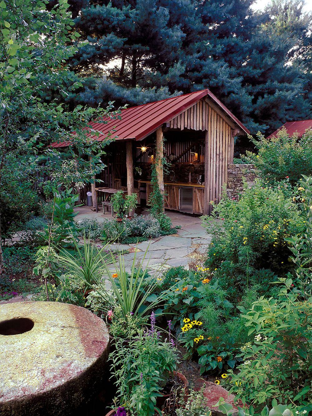 adelaparvu.com despre gradina rustica, Orchard Farm, design Clinton and Associates Landscape Architects, Foto Roger Foley (8)