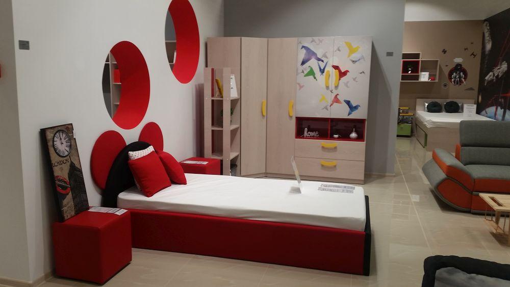 adelaparvu.com despre Casa Rusu Vitantis, mobila, decoratiuni, tapet, iluminat (42)