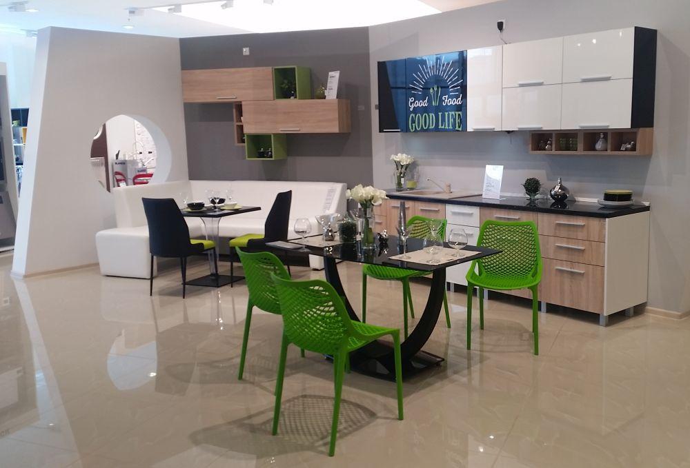 adelaparvu.com despre Casa Rusu Vitantis, mobila, decoratiuni, tapet, iluminat (62)