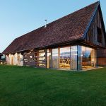 adelaparvu.com case rustice renovate contemporan, Austria, Design Gangoly & Kristiner Architects, Foto Paul Ott (21)