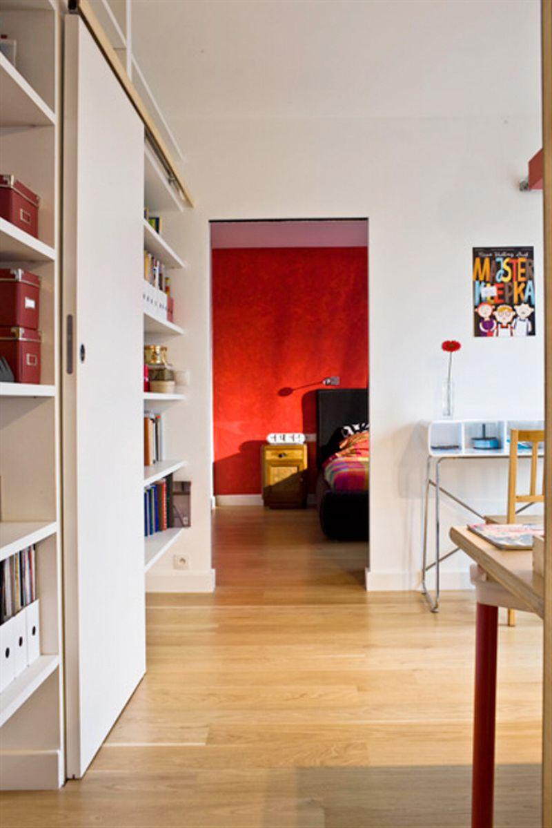 adelaparvu.com despre apartament 78 mp, designer Magdalena Motylinska, m2p2.pl foto (7)