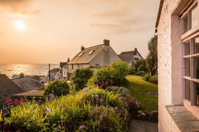 adelaparvu.com despre casa boema de vacanta, SIREN boho house, Coverack, Cornwall, foto Unique Home Stays (13)