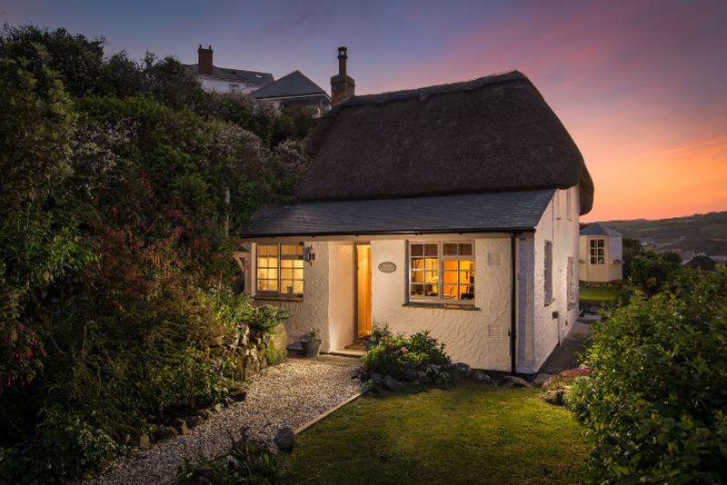 adelaparvu.com despre casa boema de vacanta, SIREN boho house, Coverack, Cornwall, foto Unique Home Stays (8)