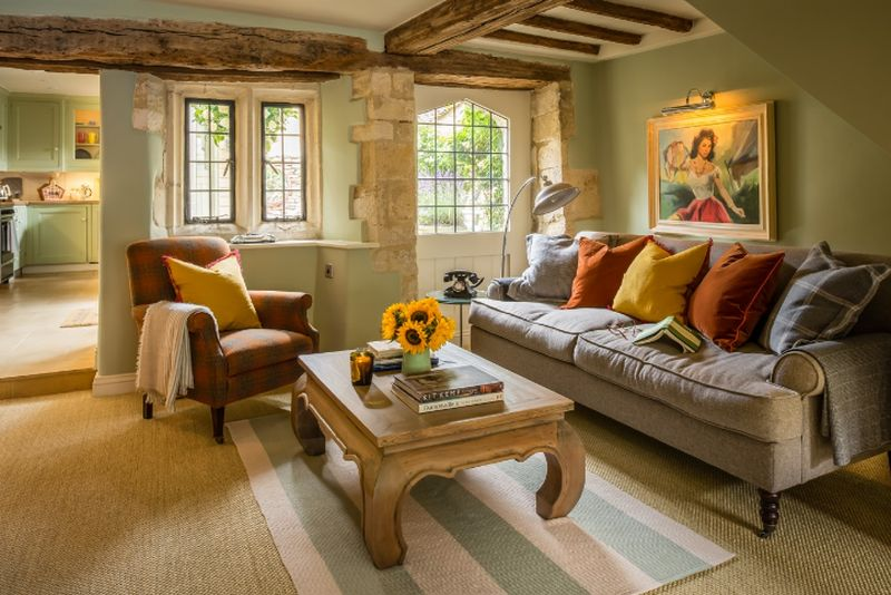 adelaparvu.com despre casa romantica englezeasca in Burford, Little Scarlet prin Unique Home Stays (7)