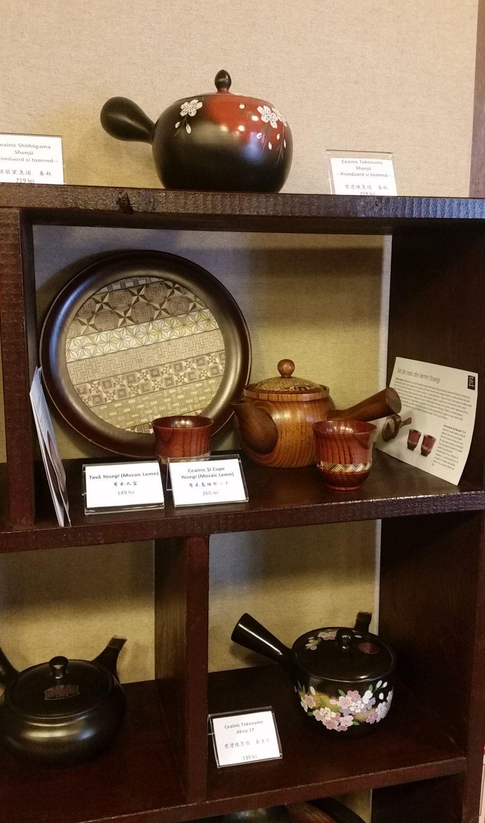 adelaparvu.com despre magazin cu obiecte de artizanat japonez, Takumi Bucuresti (18)