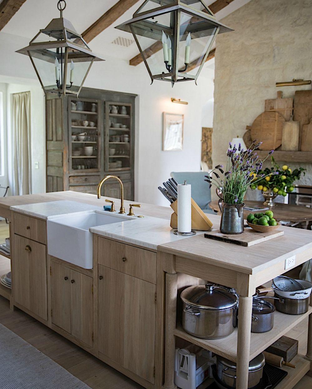 adelaparvu.com despre Patina Farm, California, bucatarie, arhitectura si design Giannetti Home (7)