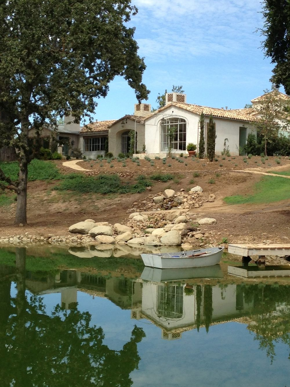 adelaparvu.com despre Patina Farm, California, gradina, arhitectura si design Giannetti Home (2)