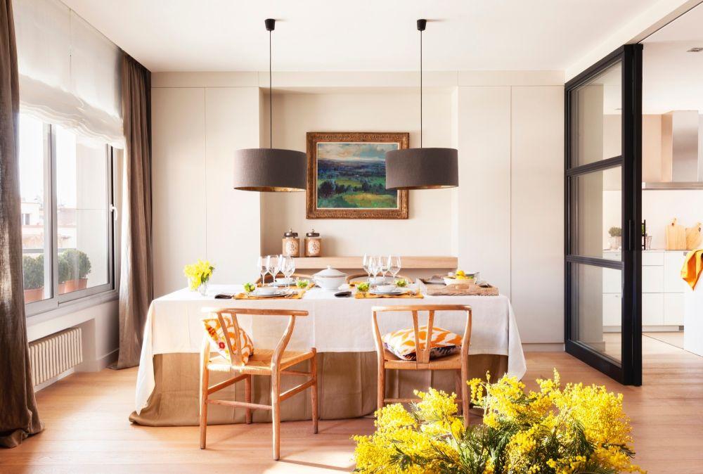 adelaparvu.com despre apartament organizat si cald amenajat, designer Miriam Marin , Foto ElMueble Fernando Bedon (7)