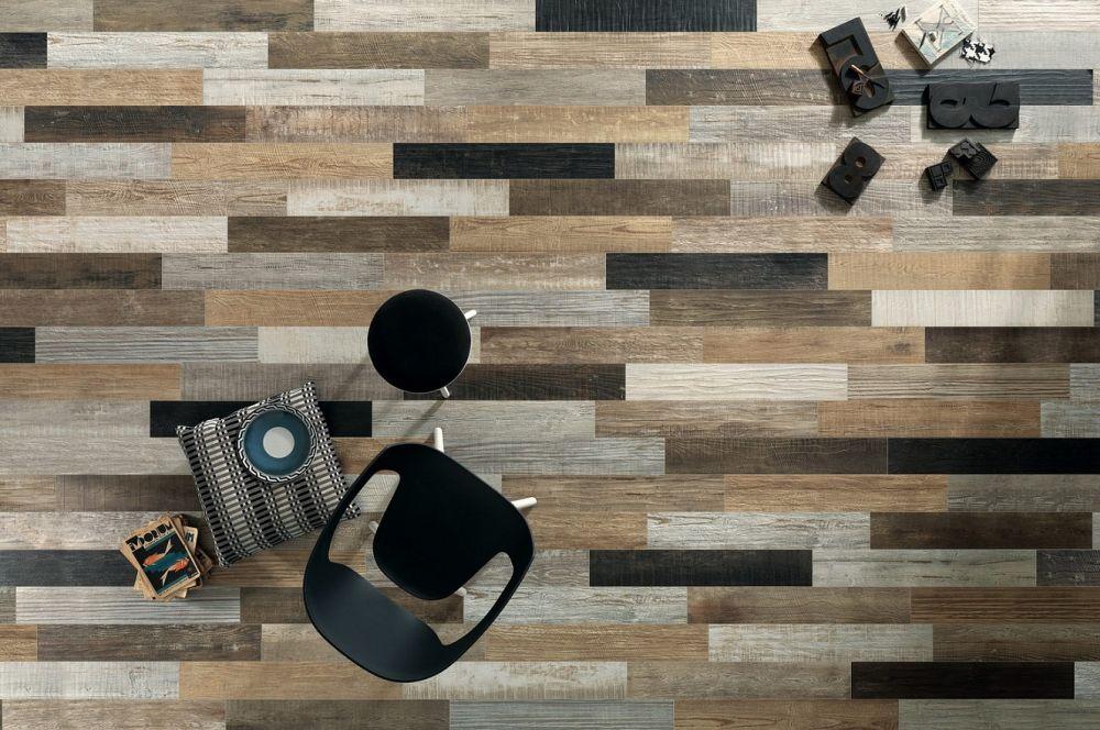 adelaparvu.com despre gresie portelanata cu aspect de lemn vechi, Colectia Scrapwood de la Impronta Italgraniti (6)
