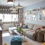 adelaparvu.com despre apartament 104 mp, 4 camere, Moscova, designer Maria Solovieva-Sosnowik, Foto Anna Kiseleva (22)