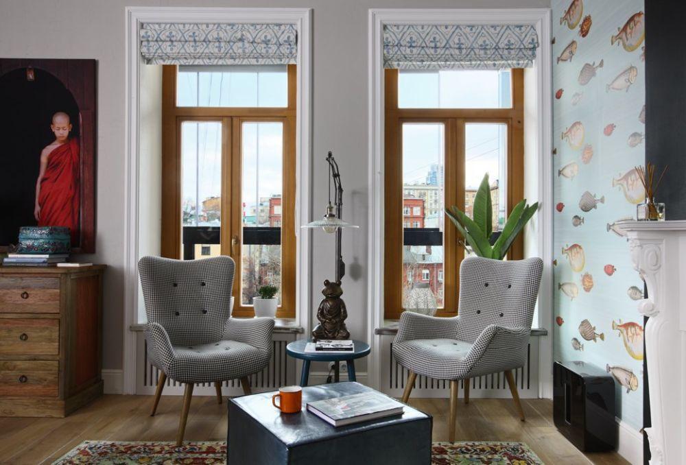 adelaparvu.com despre apartament 75 mp, Moscova, Designeri Anton si Ekaterina Korneev, Foto Mikhail Stepanov (10)