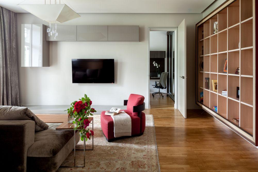 adelaparvu.com despre apartament de 3 camere, 82 mp, Moscova, Designer Xenia Turik (12)