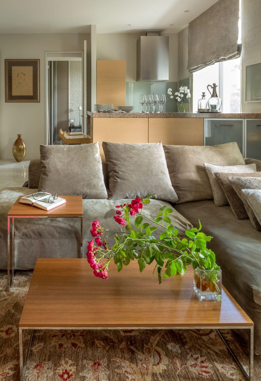 adelaparvu.com despre apartament de 3 camere, 82 mp, Moscova, Designer Xenia Turik (13)