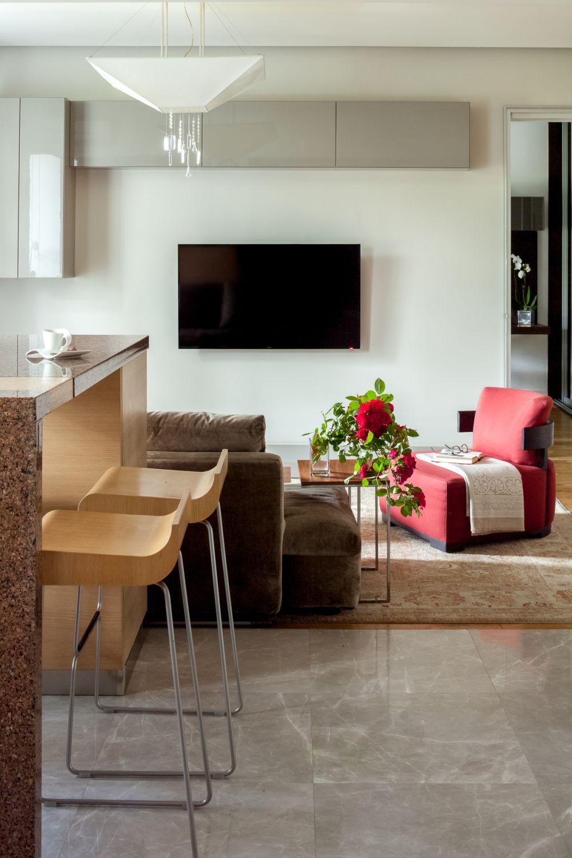 adelaparvu.com despre apartament de 3 camere, 82 mp, Moscova, Designer Xenia Turik (14)