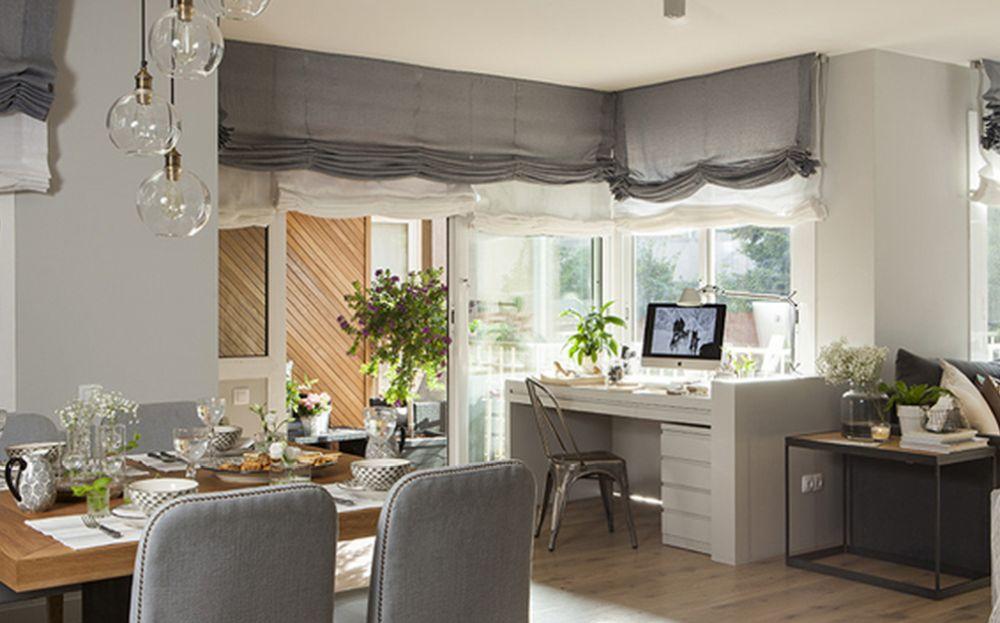 adelaparvu.com despre aprtament in Barcelona, 90 mp, design Laura Ehlis, Foto ElMueble (2)