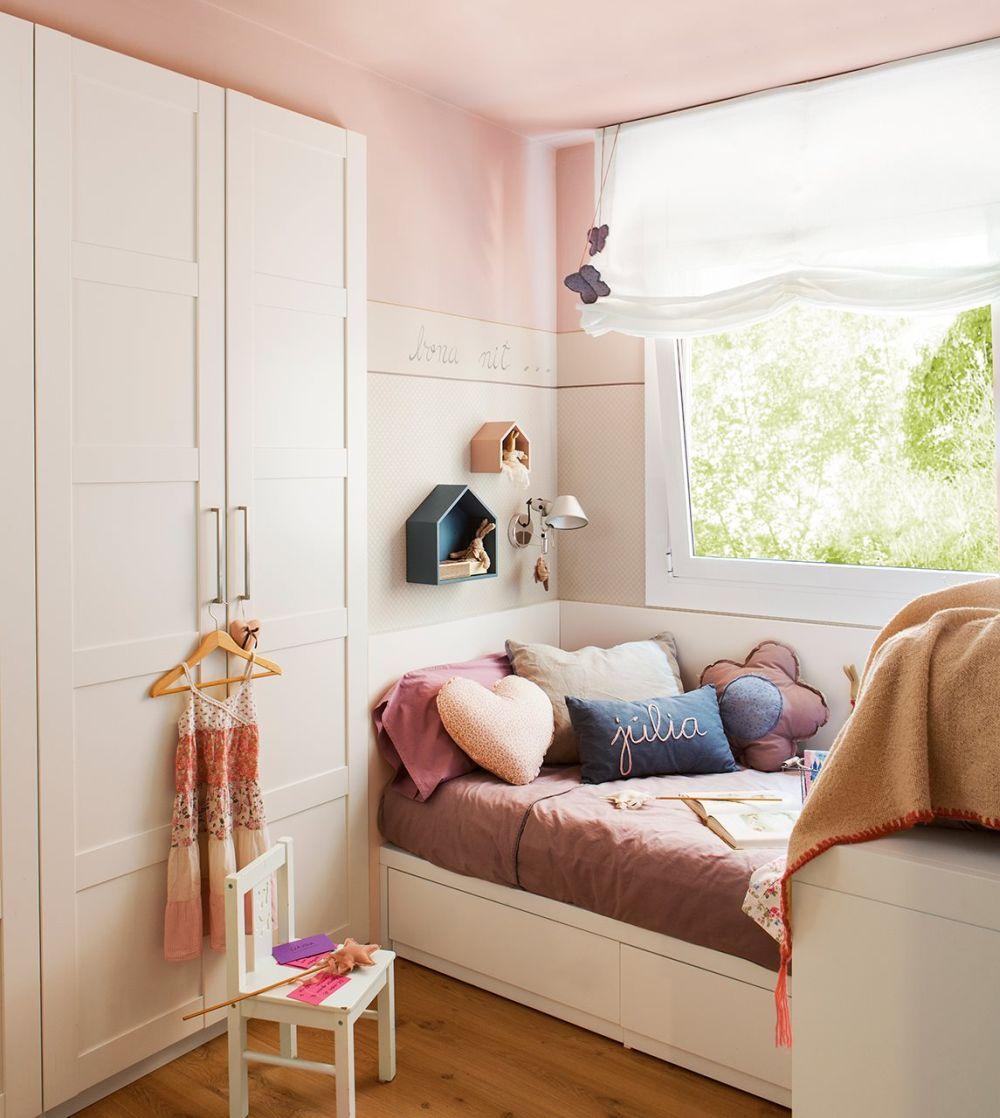 adelaparvu.com despre aprtament in Barcelona, 90 mp, design Laura Ehlis, Foto ElMueble (6)