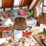 adelaparvu.com despre locuinta de vacanta la mansarda, designer Calorina Juanes, Foto ElMueble, Pepa Oromi (8)