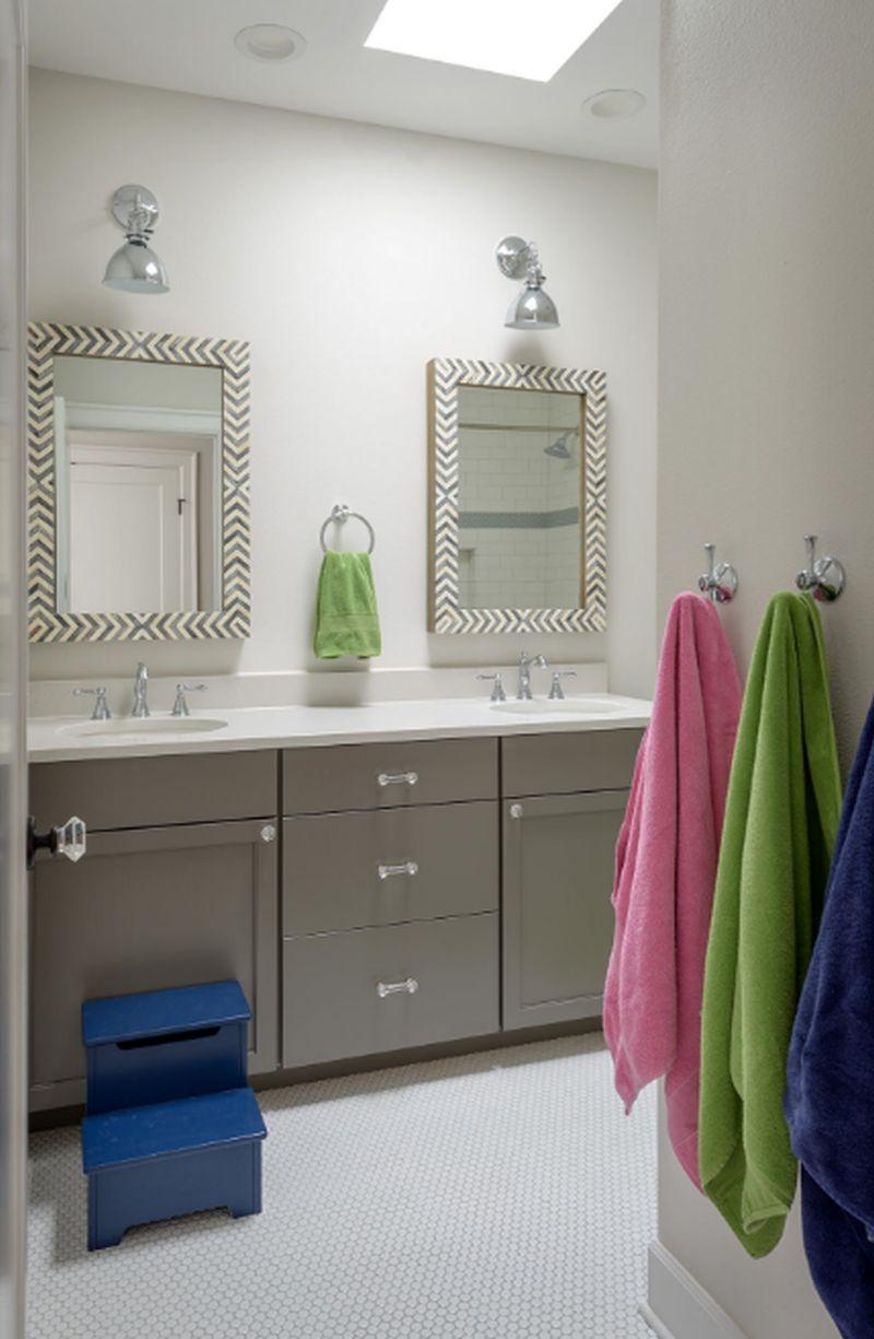 adelaparvu.com despre prosoape ca decoratiuni, Foto RW Anderson Homes