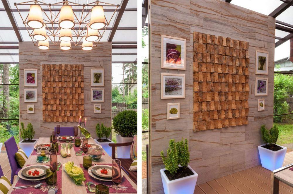 adelaparvu.com despre terasa cu bucatarie de vara,40 mp, Malakhovka, Rusia, Design Roman Belyanin si Alexei Zhbankov (1)