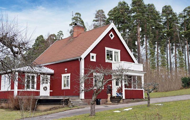 adelaparvu.com despre casa veche renovata, Suedia, design Susanna Ekeblad, Foto Cecillia Moller (2)