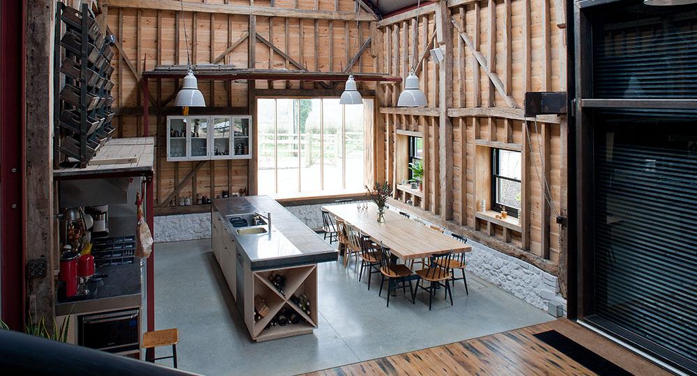 adelaparvu.com despre hambar spectaculos transformat, Arhitectura Liddicoat & Goldhill, Foto Will Scott (12)