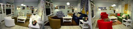 3 decoruri IKEA