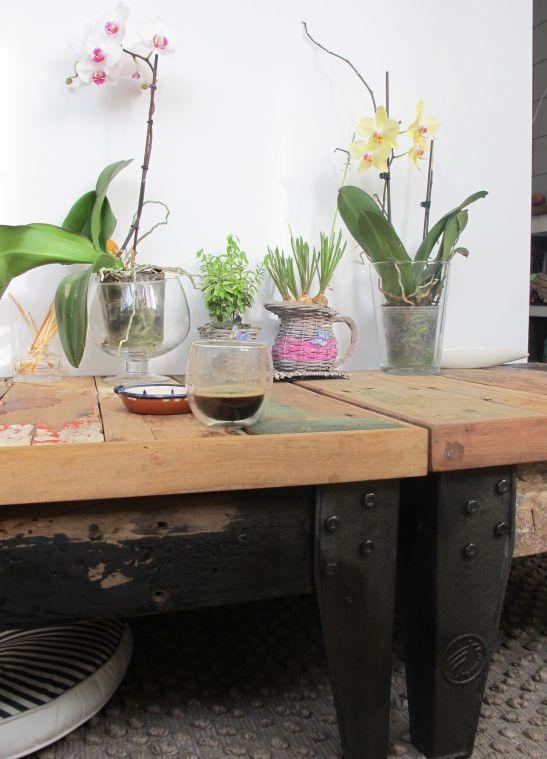 Detaliu masute cafea din colectia Samudra, La Maison & Co.