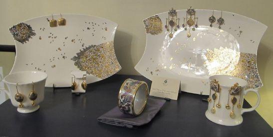Piese de lux din noua colectie primavara 2013, decoruri cu aur, Wagner Arte frumoase
