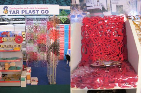 Elemente decorative din plastic Jilda Decor aduse de Starplast