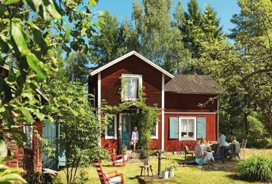adelaparvu.com despre casa in stil rustic suedez designer Lorenza Meazza foto El Mueble (24)