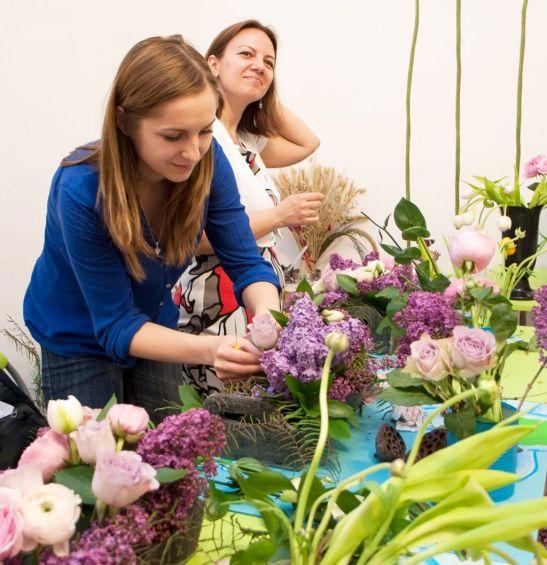 adelaparvu.com despre cursuri florale Andeli Design (11)