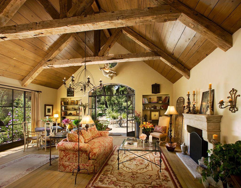 Casa cu gradina in stil rustic mediteranean adela p rvu for Maison rustique