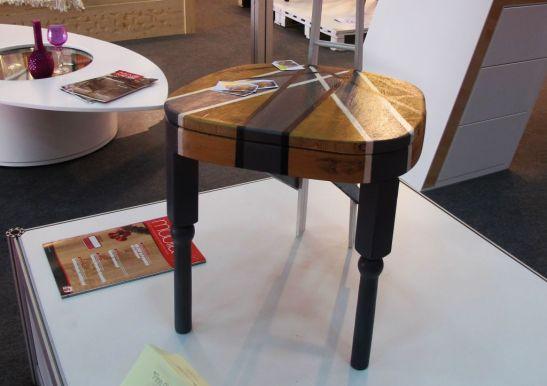 Finn Chair realizat de designeritele Utto Teodora si Gheorghe Alexandra