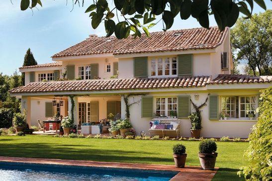 adelaparvu.com Decor de vis intr-o casa de familie Foto Elmueble (1)