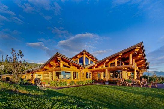 adelaparvu.com despre casa din barne lemn cu arhitectura contemporana Arhitect Marc Ivy (2)