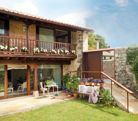 adelaparvu.com despre casa taraneasca modernizata Foto ElMueble (17)
