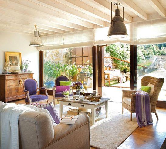 adelaparvu.com despre casa taraneasca modernizata Foto ElMueble (3)