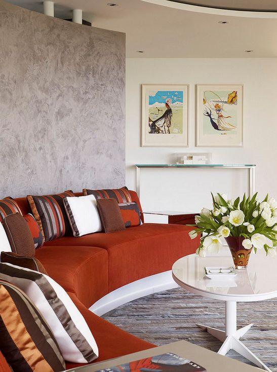 adelaparvu.com despre penthouse anii 60 Mark English Architects Design interior Gary Hutton Foto Matthew Millman (14)