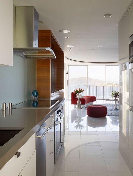 adelaparvu.com despre penthouse anii 60 Mark English Architects Design interior Gary Hutton Foto Matthew Millman (2)