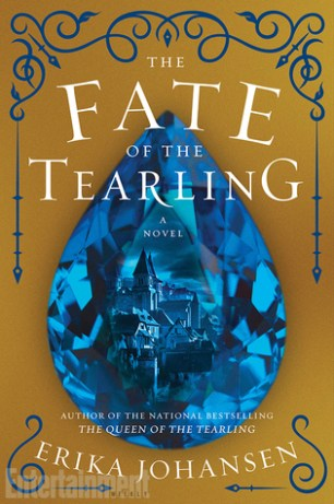 The Fate of the Tearling (The Queen of the Tearling, #3) by Erika Johansen