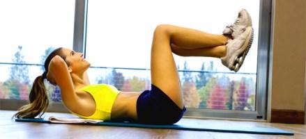 Ejercicio para Bajar de Peso: No es necesario ir al gimnasio