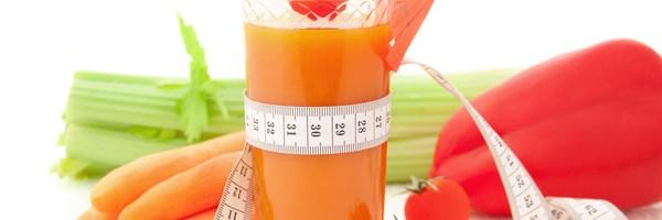 Las dietas líquidas pueden ayudar a bajar de peso