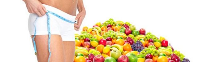 ¿Cuáles son las mejores frutas para bajar de peso?